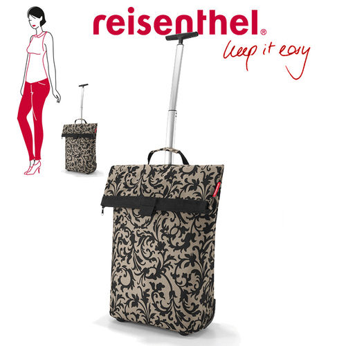 reisenthel - trolley M - baroque taupe