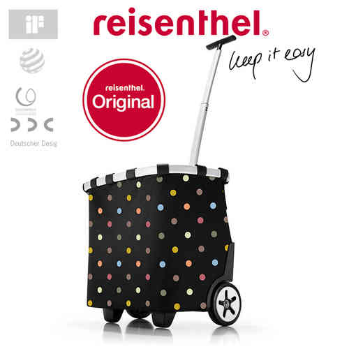 reisenthel - carrycruiser - dots