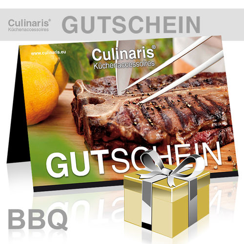 Coupon Culinaris Gift Store - Design BBQ