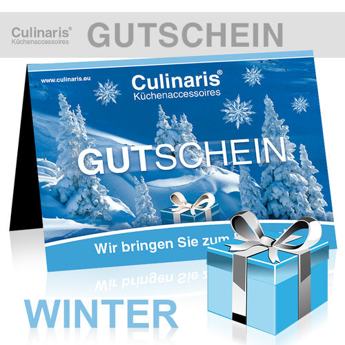 Coupon Culinaris Gift Store - Design Winter