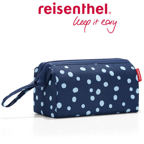 reisenthel - travelcosmetic - spots navy