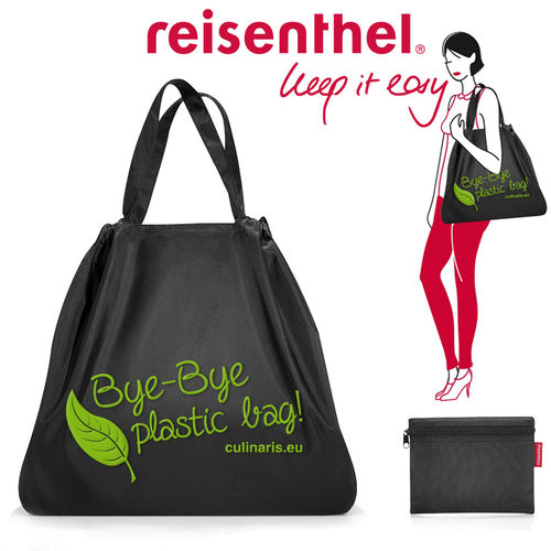 reisenthel - mini maxi loftbag - black - Culinaris