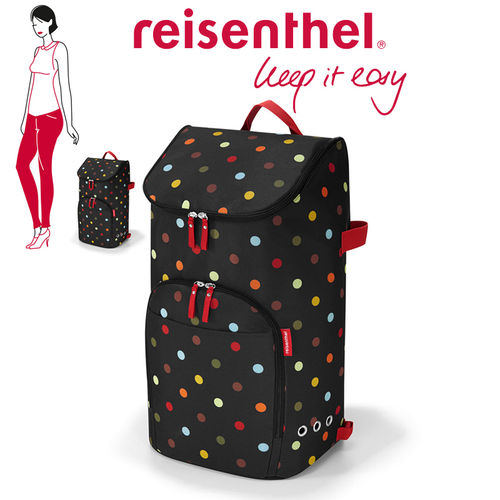 reisenthel - citycruiser bag - dots