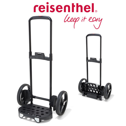 reisenthel - citycruiser rack - black