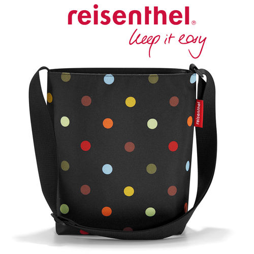 reisenthel - shoulderbag S - dots