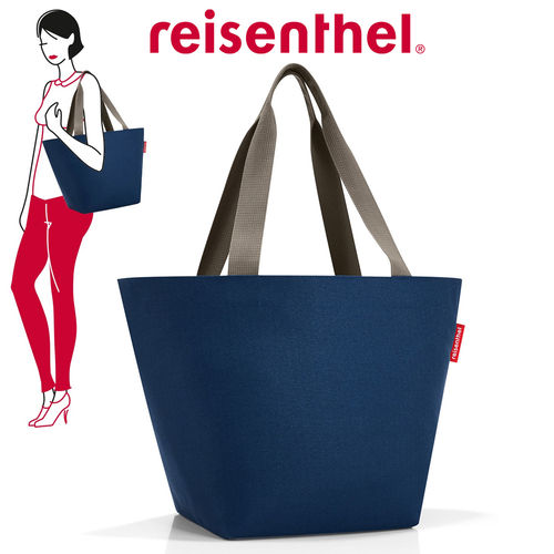reisenthel - shopper M - dark blue