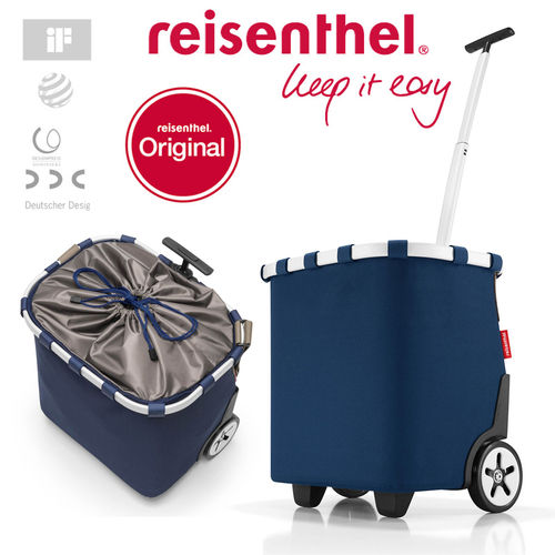 reisenthel - carrycruiser - dark blue