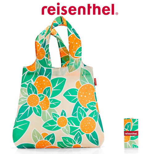 reisenthel - mini maxi shopper - summer orange