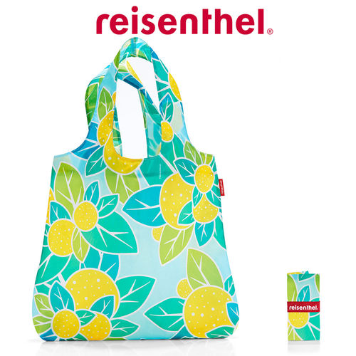 reisenthel - mini maxi shopper - summer lemon