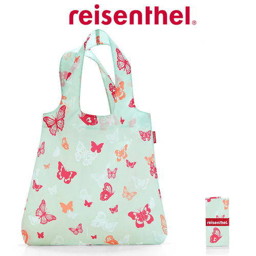 reisenthel - mini maxi shopper - butterfly blue