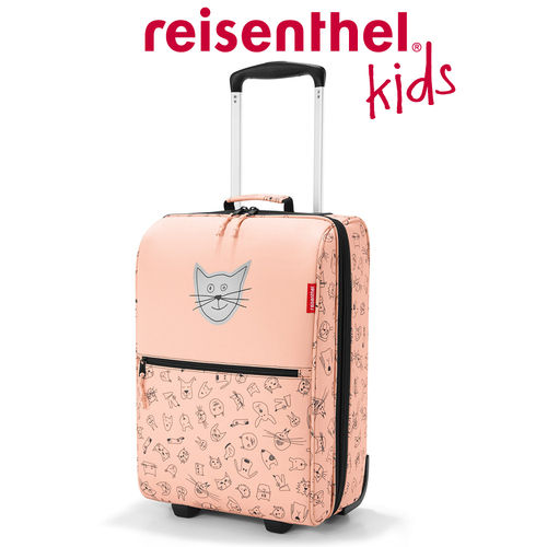 reisenthel - trolley XS - kids - cats and dogs rose