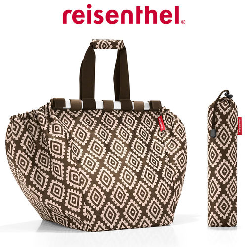 reisenthel - easyshoppingbag - diamonds mocha