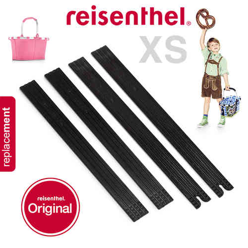 reisenthel - replacement struts for carrybag XS Set of 4