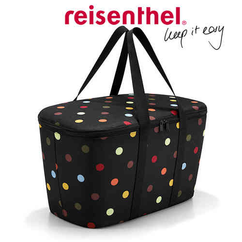 reisenthel - coolerbag - dots
