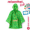 reisenthel - mini maxi poncho M - kids - greenwood