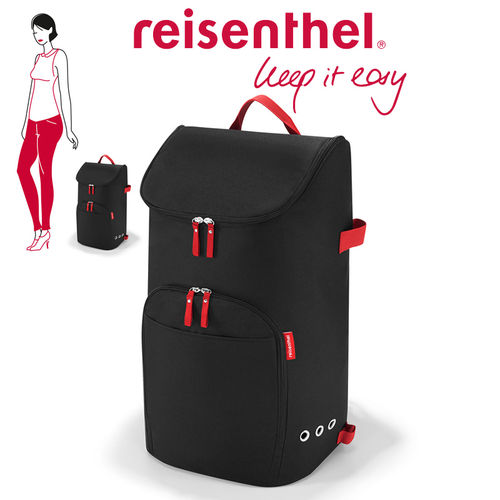 reisenthel - citycruiser bag - black