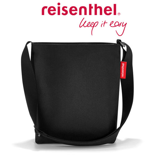 reisenthel - shoulderbag S - black