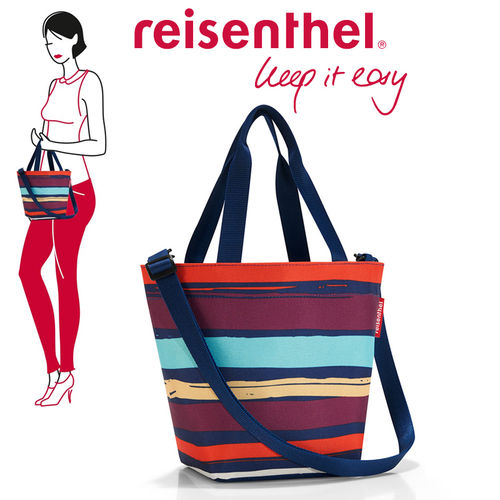 reisenthel - shopper XS - artist stripes