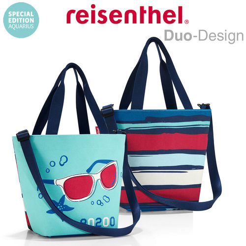 reisenthel - shopper XS - special edition aquarius