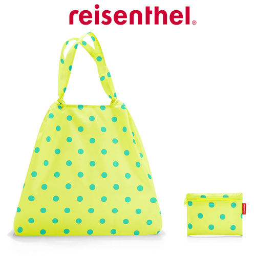 reisenthel - mini maxi loftbag - lemon dots