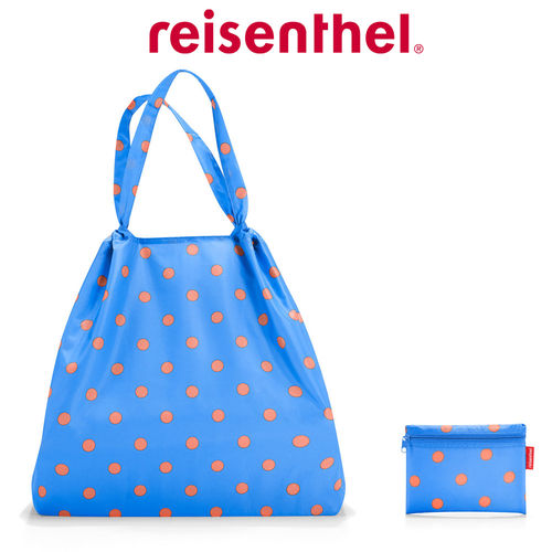 reisenthel - mini maxi loftbag - azure dots