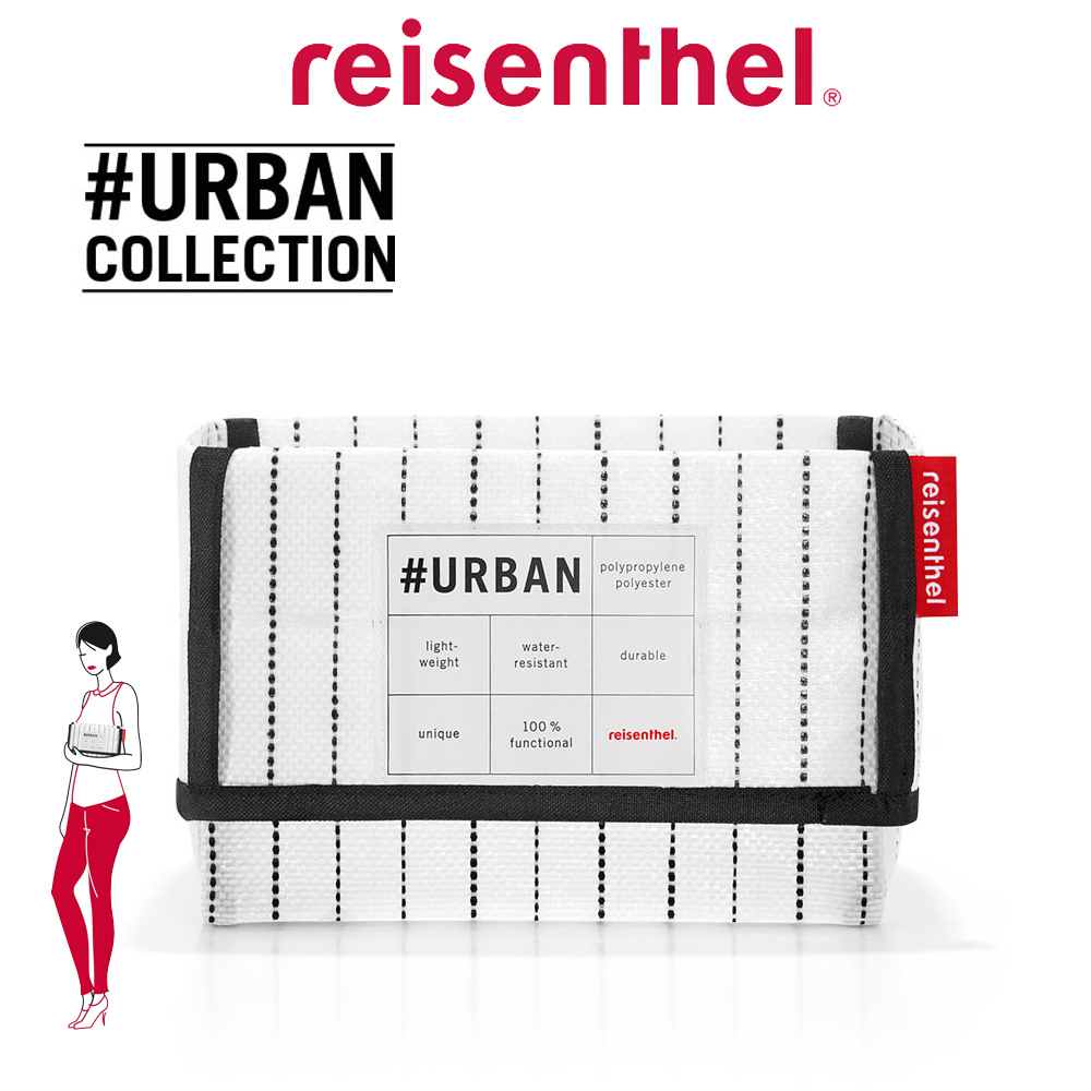 reisenthel - #urban box paris black & white