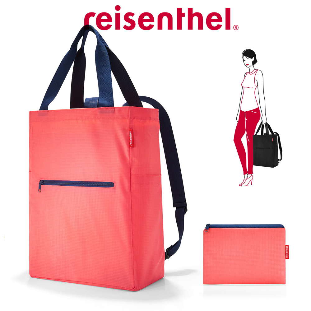 reisenthel - mini maxi 2-in-1 - coral