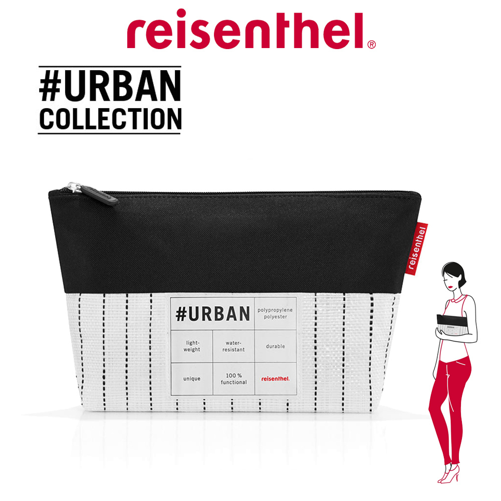 reisenthel - #urban case new york black & white