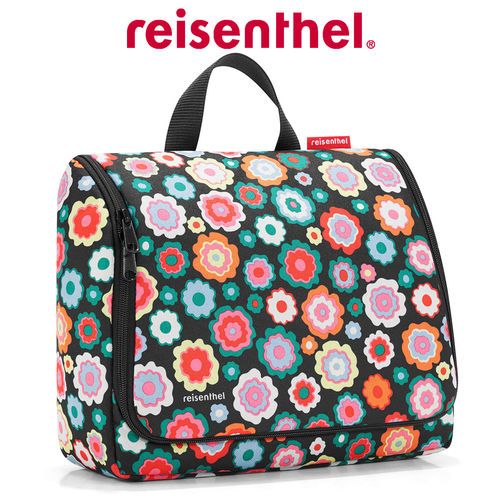 reisenthel - toiletbag XL - happy flowers