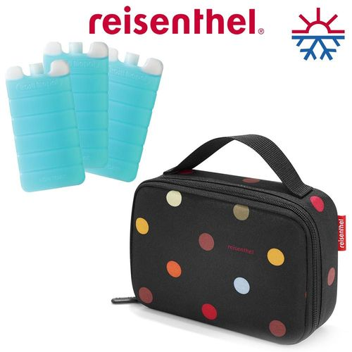 reisenthel - thermocase + 3 x Batteries de refroidissement Mepal