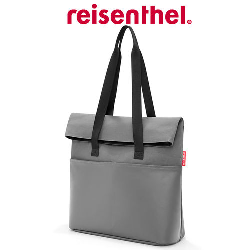 reisenthel - foldbag - canvas grey