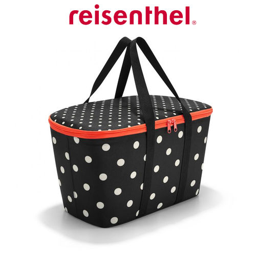 reisenthel - coolerbag - mixed dots