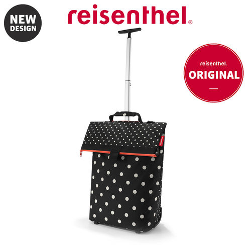 reisenthel - trolley M - mixed dots