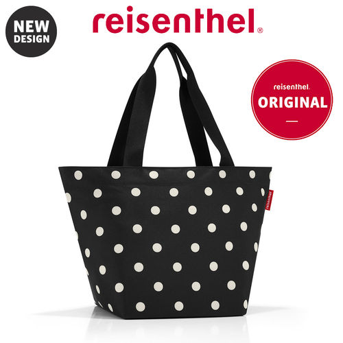 reisenthel - shopper M - mixed dots