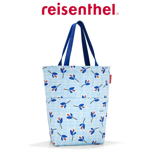 reisenthel - cityshopper 2 leaves blue