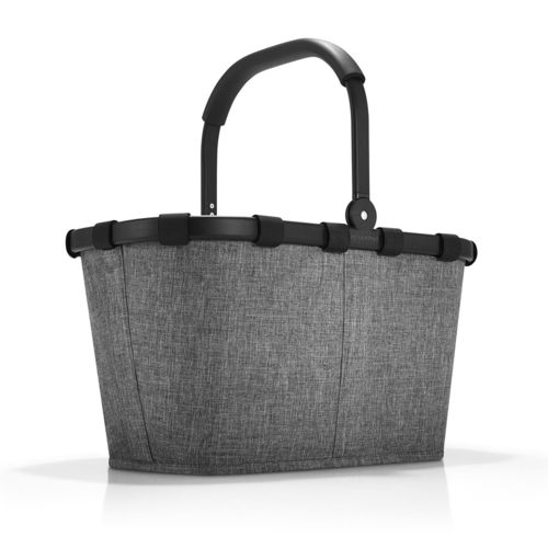 reisenthel - carrybag - twist silver
