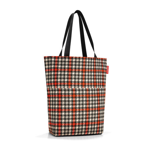 reisenthel - cityshopper 2 - glencheck red