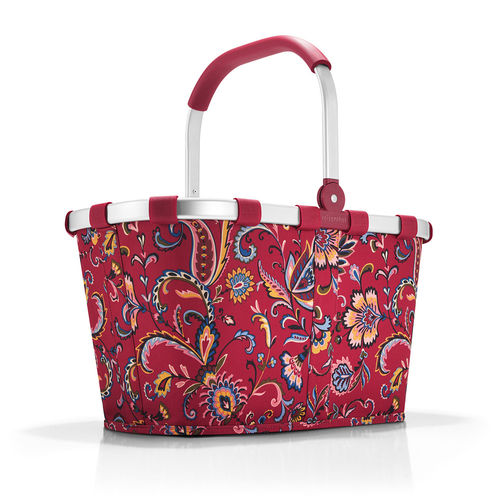 reisenthel - carrybag - paisley ruby