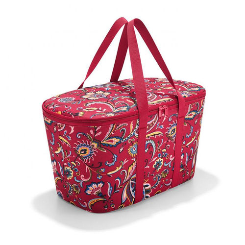 reisenthel - coolerbag - paisley ruby