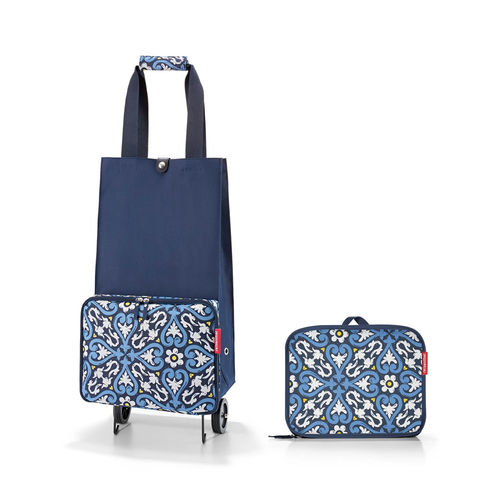 reisenthel - foldabletrolley - floral 1