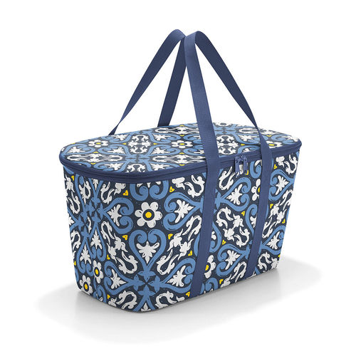 reisenthel - coolerbag - floral 1