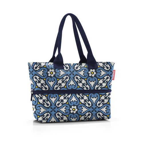reisenthel - shopper e1 - floral 1