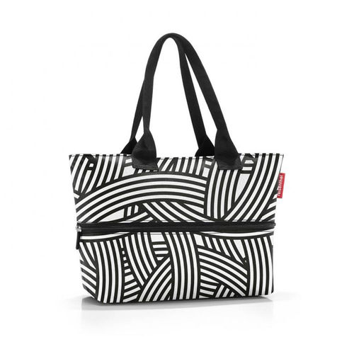 reisenthel - shopper e1 - zebra