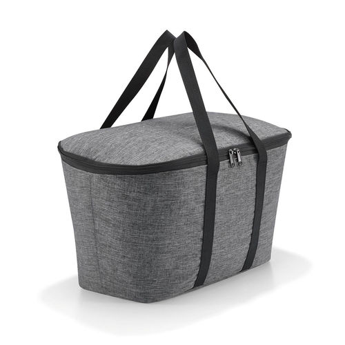 reisenthel - coolerbag - twist silver