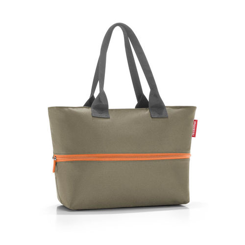 reisenthel - shopper e1 - olive green