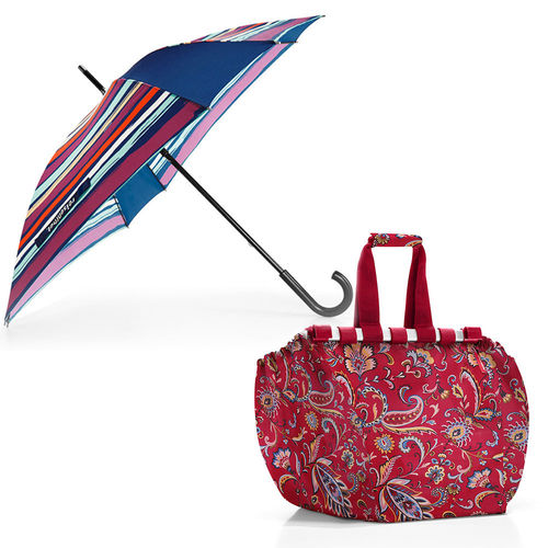 reisenthel - umbrella mit easyshoppingbag