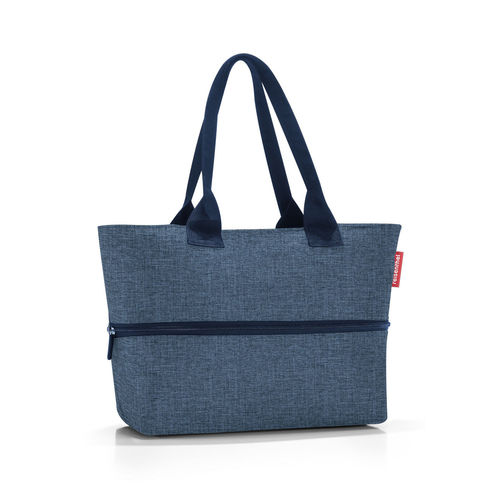 reisenthel - shopper e1 - twist blue