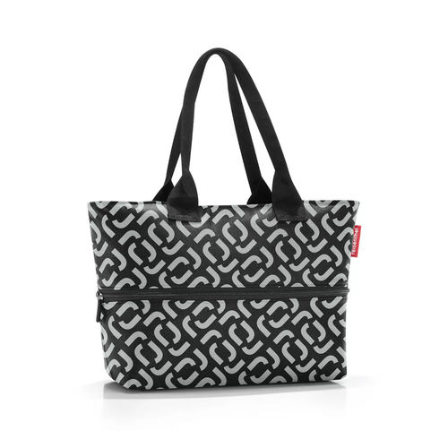 reisenthel - shopper e1 - signature black
