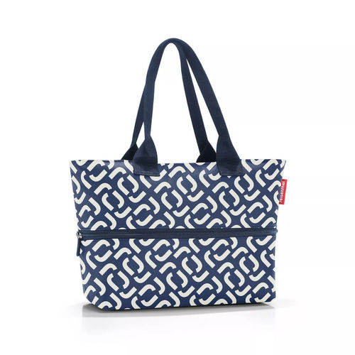 reisenthel - shopper e1 - signature navy