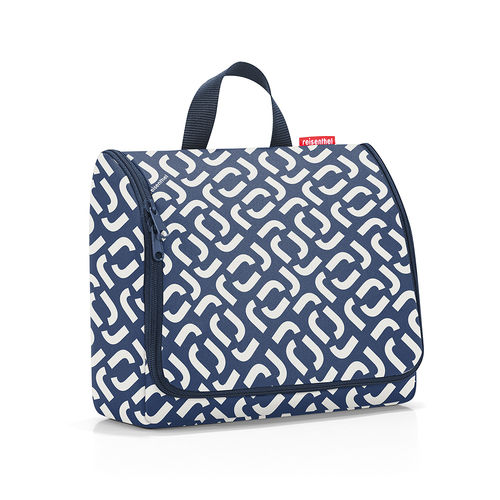 reisenthel - toiletbag XL - signature navy